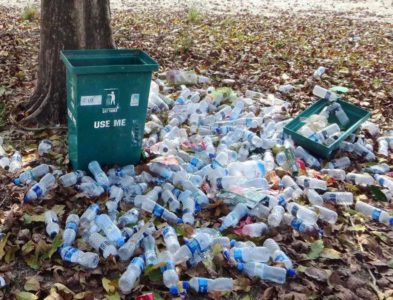 Reduced Littering and More Recycling
