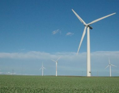 New Wind Turbines Constructed