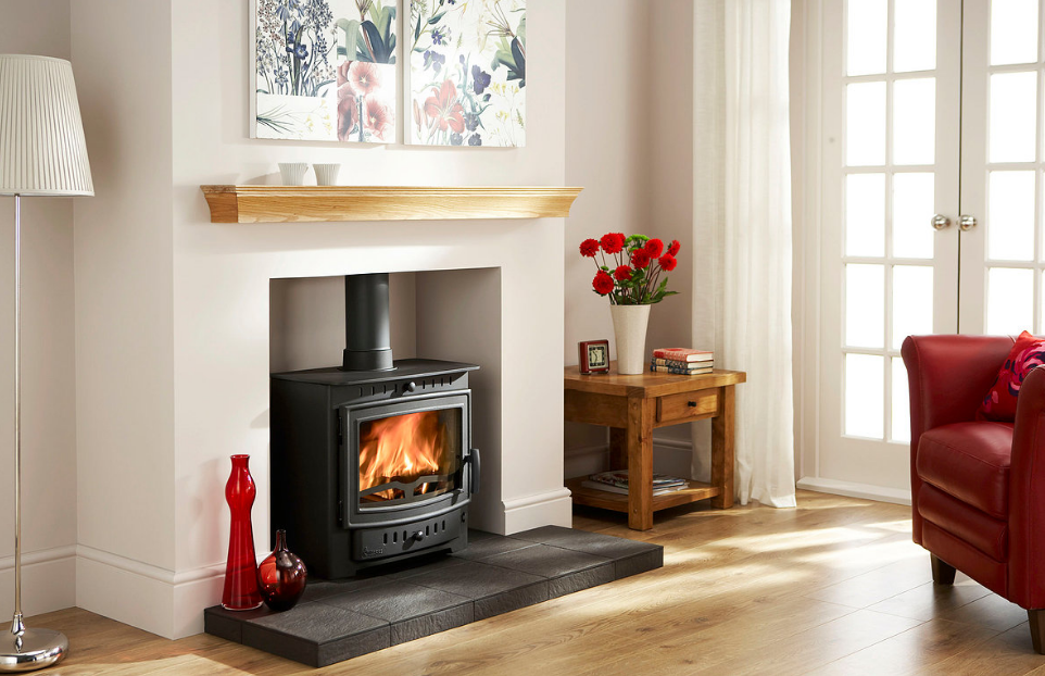 What are solid fuel stoves